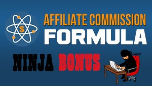 Affiliate Commission Formula PLR Bonus