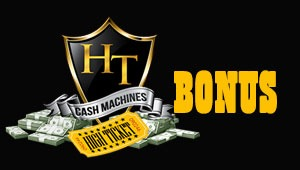 High Ticket Cash Machines Bonus